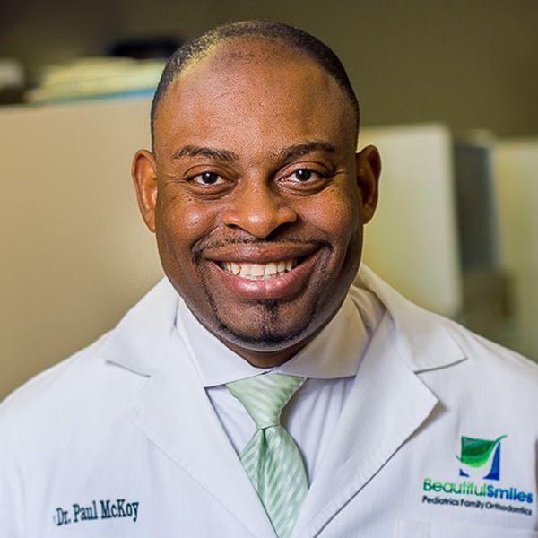 Dr. Paul McKoy